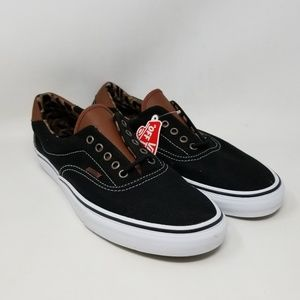 Vans Era C&L Black Italian Sneakers Men's Sz 11.5